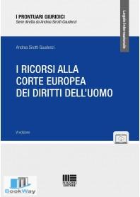 i ricorsi alla corte europea dei diritti dell'uomo