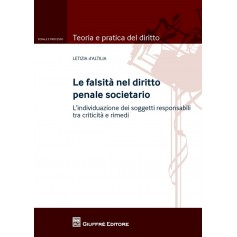 La Falsita' nel Diritto Penale Societario di D' Altilia