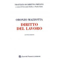 Diritto del Lavoro di Mazzotta