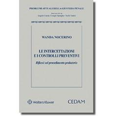 Le Intercettazioni e i Controlli Preventivi di Nocerino