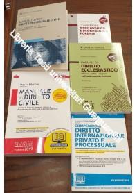 Offerte Kit Manuali Orale Avvocato 2019 di Giuffrè, Simone, Nel Diritto