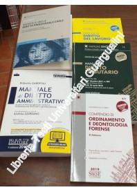 Offerte Kit Manuali Orale Avvocato 2020 di Giuffrè, Simone, Nel Diritto