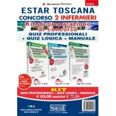 Estar Toscana Concorso 2 Infermieri Kit