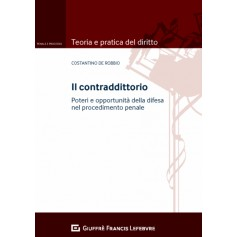 Il Contraddittorio di De Robbio