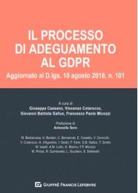 Il Processo di Adeguamento al GDPR di Cassano, Colarocco