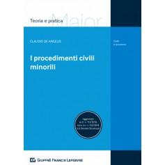 I Procedimenti Civili Minorili di De  Angelis