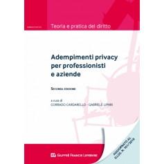 Adempimenti Privacy per Professionisti e Aziende di Cardarello, Lipari