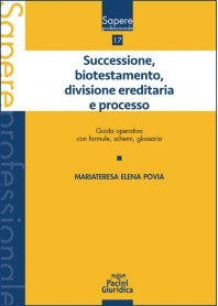 successione biotestamento divisione ereditaria e processo