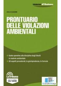 prontuario delle violazioni ambientali