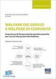 welfare dei servizi e welfare di comunita'