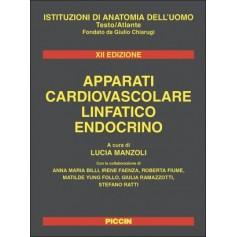 Apparati Cardiovascolare Linfatico Endocrino di Manzoli, Chiarugi