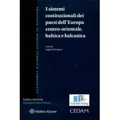 sistemi costituzionali dei paesi dell'europa centro-orientale, baltica e balcanica (i)