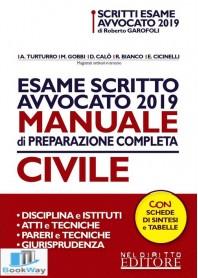 esame scritto avvocato 2019 - manuale di preparazione completa civile