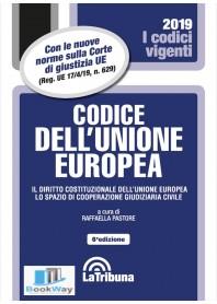 codice dell'unione europea 2019