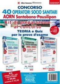 Concorso 40 Operatori Socio Sanitari AORN Santobono-Pausilipon Kit