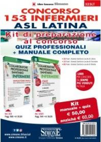 Concorso 153 Infermieri ASL Latina Kit