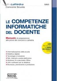 Le Competenze Informatiche del Docente