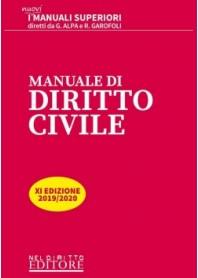 Offerte Manuale di Diritto Civile 2019/2020 di Chine', Fratini, Zoppini