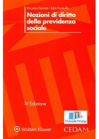 nozioni diritto previdenza sociale