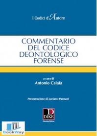commentario del codice deontologico forense
