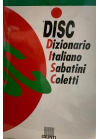 DISC - DIZIONARIO ITALIANO SABATINI COLETTI