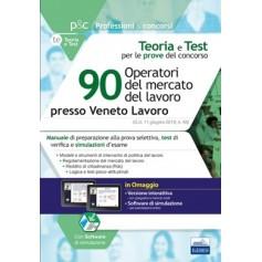 Concorso 90 Operatori del Mercato del Lavoro presso Veneto Lavoro