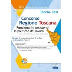Concorso Regione Toscana Funzionari e Assistenti in Politiche del Lavoro