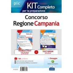 Concorso Regione Campania Materie Professionali e Test Attitudinali per la Preselezione