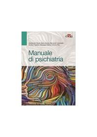 Manuale di Psichiatria di Rossi, Amore, Carpiniello, Fagiolini, Maina, Vita