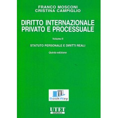 diritto internazionale privato e processuale. vol. 2