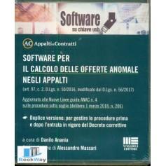 software per il calcolo delle offerte anomale negli appalti