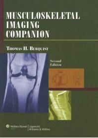 Musculoskeletal Imaging Companion di Berquist
