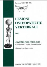Lesioni osteopatiche vertebrali  di Richard