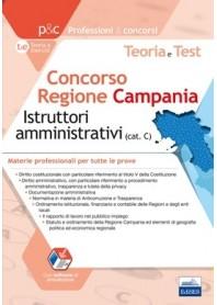 Concorso Regione Campania 380 Istruttori Amministrativi Materie Professionali per Tutte le Prove
