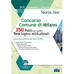 Concorso Comune di Milano I Test Logico-Attitudinali per la Preselezione