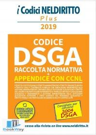 codice d.s.g.a. raccolta normativa + appendice con ccnl