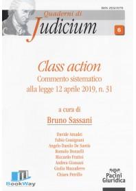 class action - quaderni di judicium 6