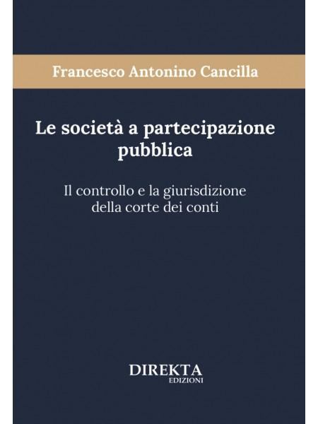 Le Società a Partecipazione Pubblica di Cancilla