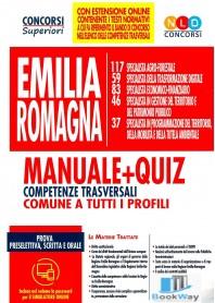 342 posti emiglia romagna - manuale competenze trasversali + quiz