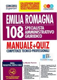 tivo giuridico emiglia romagna - concorso - manuale + quiz -i competenze tecnico professionali