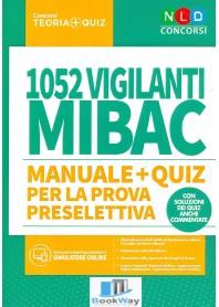1052 vigilanti mibac