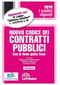 nuovo codice dei contratti pubblici 2019