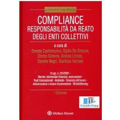 compliance: responsabilitÀ da reato degli enti collettivi