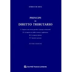 Principi di Diritto Tributario di De Mita