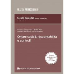 Organi Sociali Responsabilita' e Controlli di Dongiacomo, Macri', Nazzicone, Quaranta