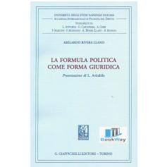 formula politica come forma giuridica