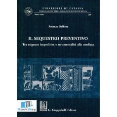 sequestro preventivo (il)