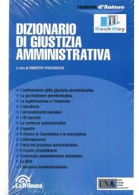 dizionario di giustizia amministrativa