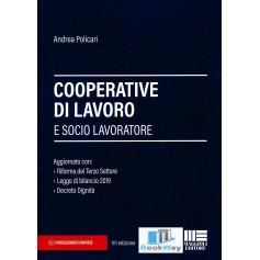 cooperative di lavoro e socio lavoratore