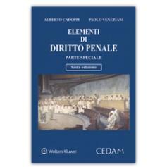 Elementi di Diritto Penale Parte Speciale di Cadoppi, Veneziani